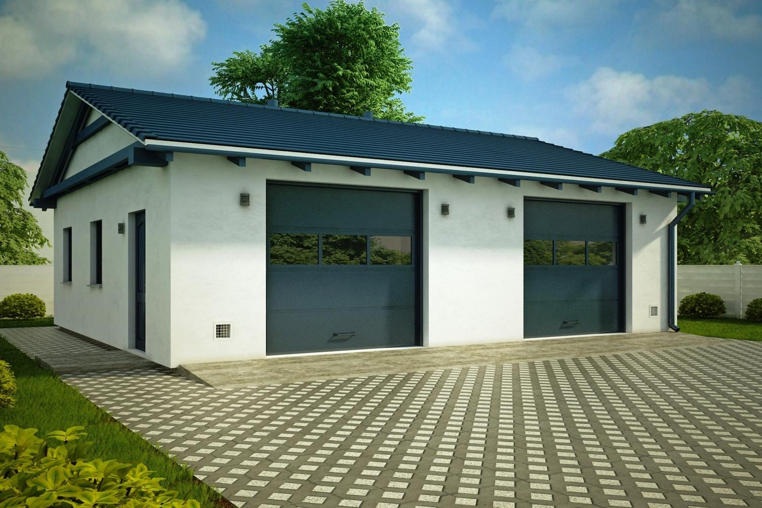 Строительство гаражей под ключ в Туле